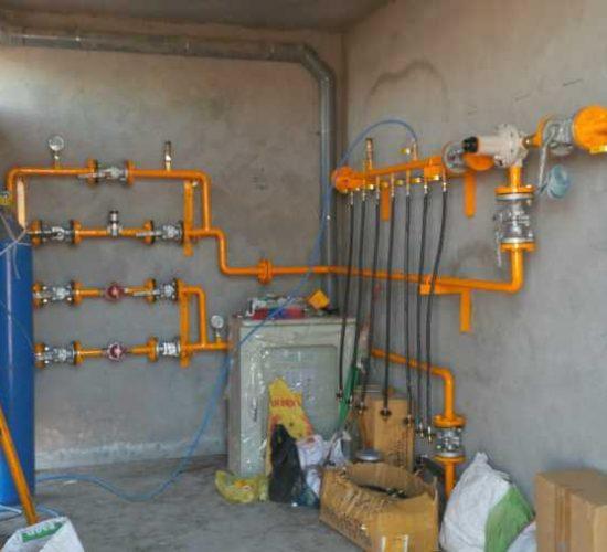Thi công lắp đặt hệ thống gas tại Vinpearl Hạ Long