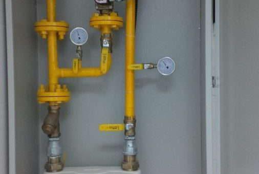 Hệ thống đo lường gas