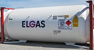 Các phương thức lưu trữ khí LPG an toàn