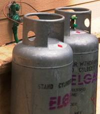 bình gas LPG cho gia đình