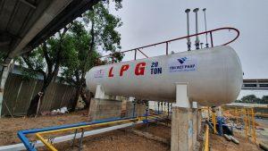 lắp đặt hệ thống gas