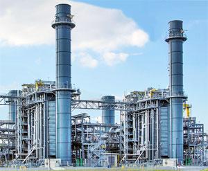 Nhà máy xử lý khí tự nhiên