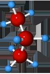 cấu trúc phân tử propane