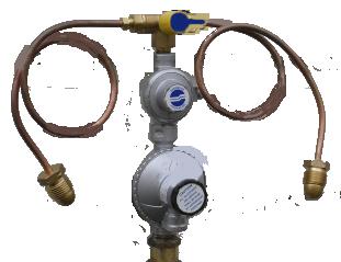 bộ điều chỉnh áp suất propane