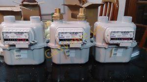 cảnh báo khi dùng công tơ đo lưu lượng gas