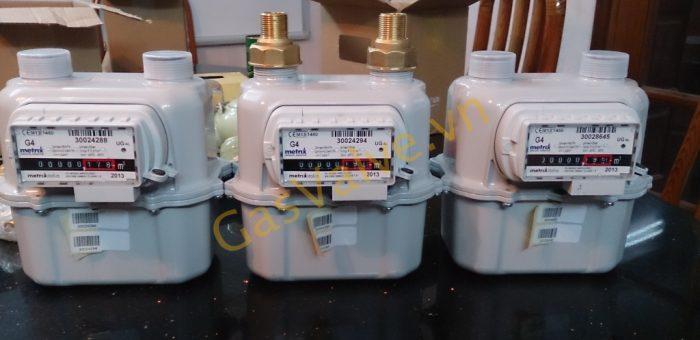 Các cảnh báo khi dùng công tơ đo lưu lượng gas