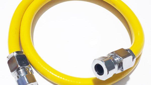 Dây gas trong hệ thống gas công nghiệp
