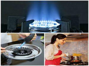 cách dùng gas công nghiệp tiết kiệm