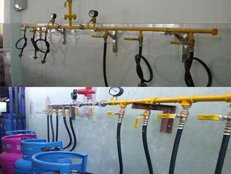 Lắp đặt khối hệ thống GAS như thế nào là đúng chuẩn