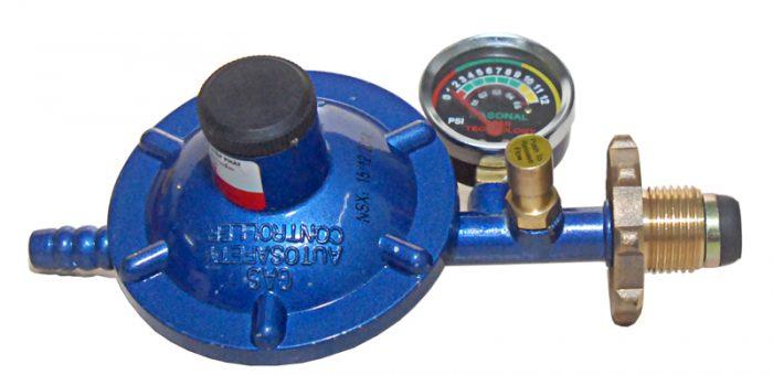 Các tiêu chí tuyển lựa van gas tự động bảo đảm an toàn