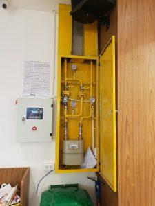 lắp đặt hệ thống gas khách sạn