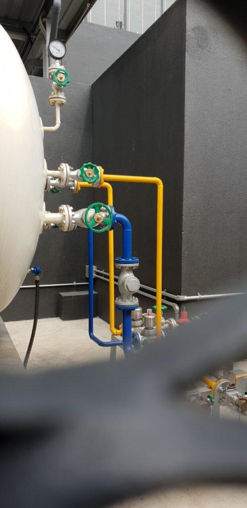 công ty lắp đặt hệ thống gas công nghiệp an mỹ
