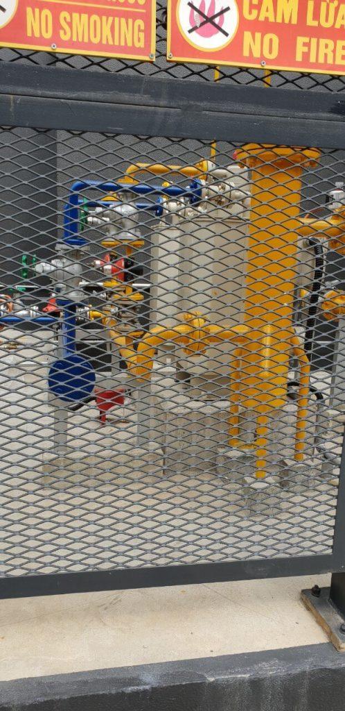 lắp đặt hệ thống gas công nghiệp an mỹ