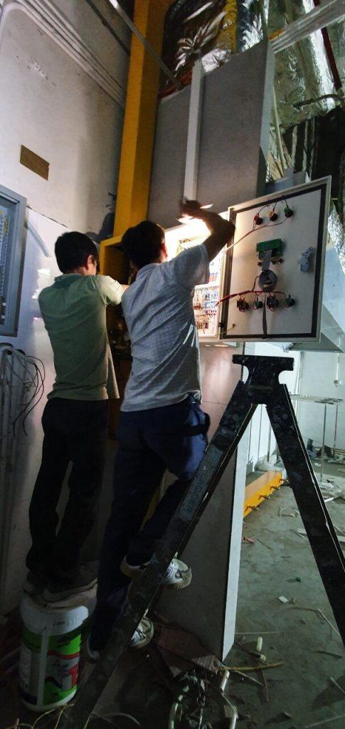 đơn vị lắp đặt hệ thống gas an mỹ
